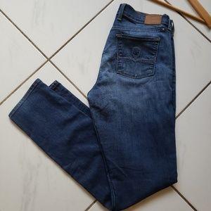 Lucky Brand Sofia Stretch Jeans Skinny Denim 8